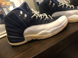 16fdca87882 air jordan retro 12 obsidian for Sale in Clearwater, FL