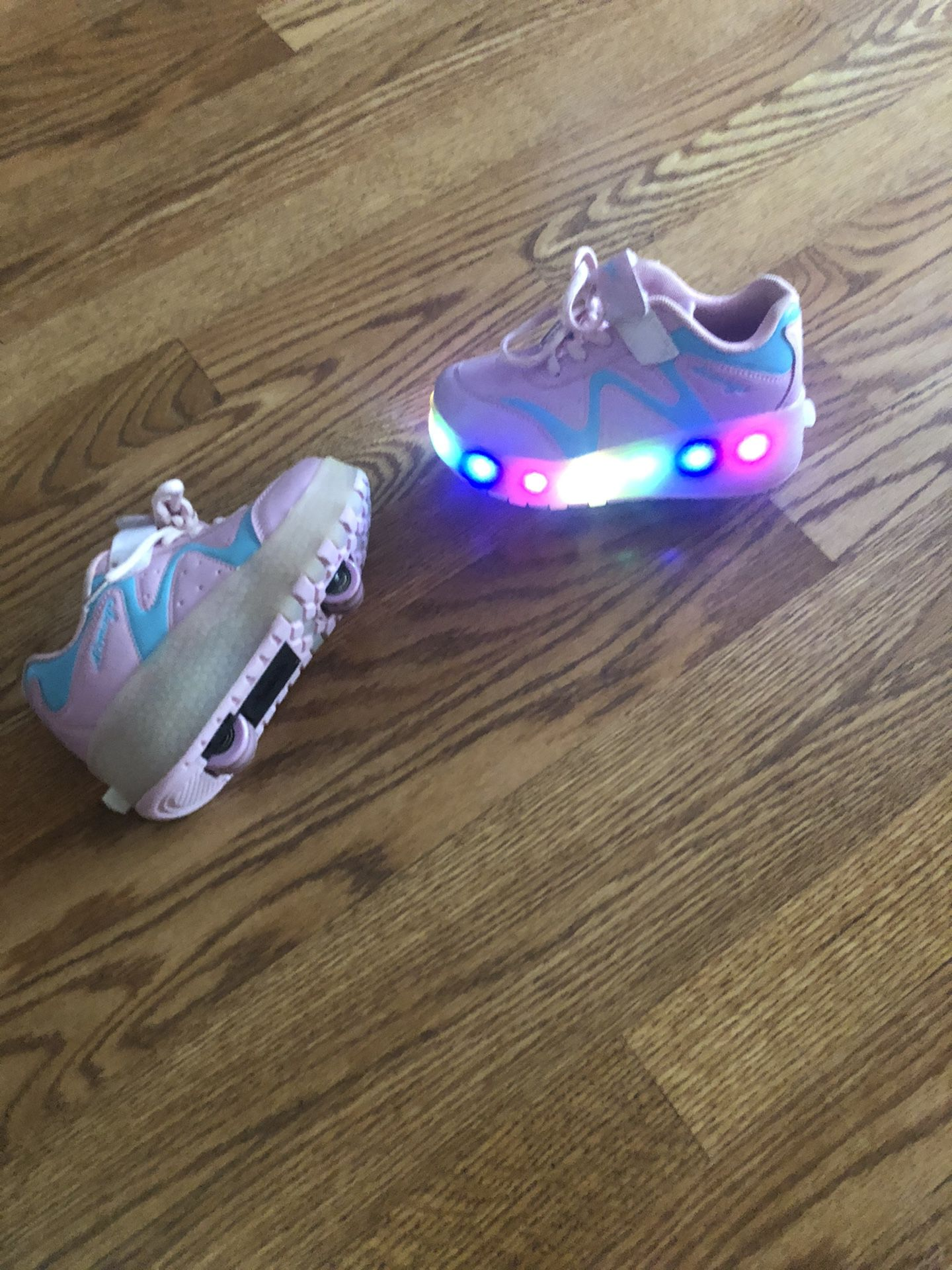 Use wheels shoes size 13