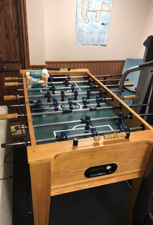 FOOSE BALL GAME TABLE for Sale in Gaithersburg, MD