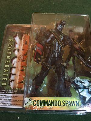 RARE spawn action figure still sealed! Commando spawn! for Sale in Orlando, FL