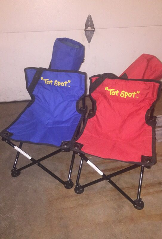 Enjoyable Childrens Folding Lawn Camp Chairs For Sale In Golden Machost Co Dining Chair Design Ideas Machostcouk