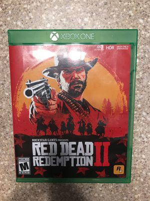 Red dead Redemption 2 for Sale in Olympia, WA