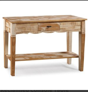 reclaimed console table sofa table wall table Brand New for Sale in Brook Park, OH