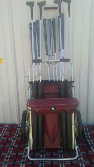 Ajay Parkridge deluxe golf cart for Sale in Fresno, CA