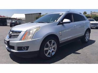 2010 Cadillac SRX Thumbnail