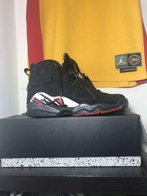 Jordan 8 VNDS size 8.5 for Sale in Burke, VA