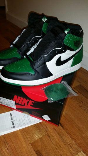 52de23c41bb133 Men s Jordan Retro 1 High Pine Green Size 11 for Sale in Medina