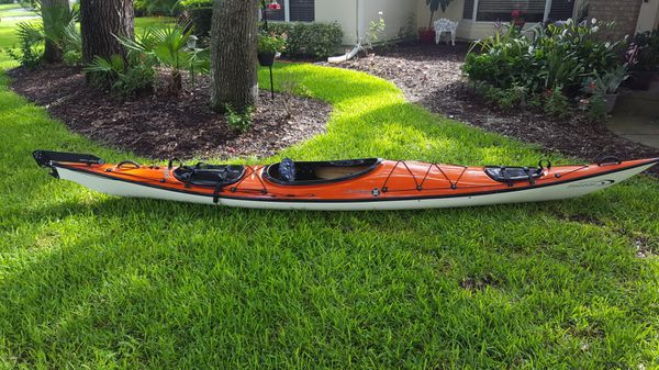 Perception Corona 14'+ ocean/touring kayak for Sale in Bradenton, FL -  OfferUp