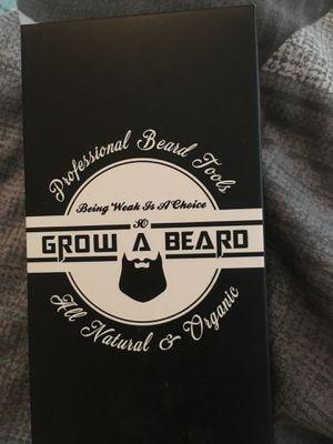 Beard Brush And Comb Set For Men - Gift Box & Travel Bag for Sale in Atlanta, GA