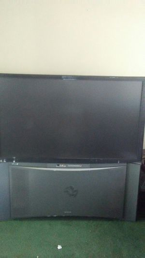 Used, Hitachi tv 49inch does have box on back for sale  Tulsa, OK