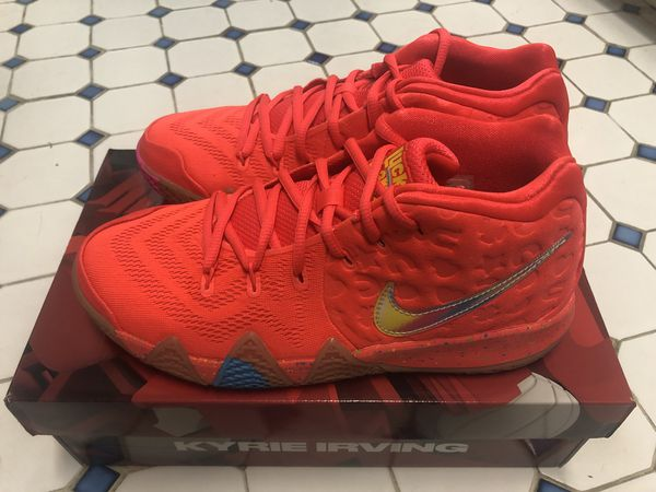 brand new 65175 0a2b8 Nike Kyrie 4 Lucky Charms size 7Y for Sale in Aspen Hill, MD - OfferUp