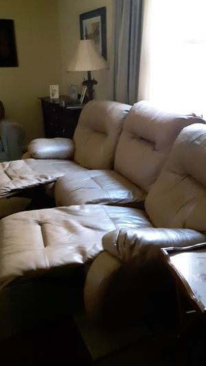 Sofa recliner on each side for Sale in Lynchburg, VA