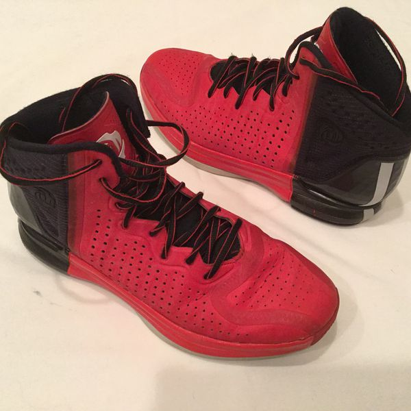 Derrick Rose shoes Adidas - size 7 (Clothing   Shoes) in Hanover Park 9e7e32ac1