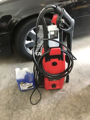 Clean Force 1400 PSI Pressure Washer for Sale in Leesburg, VA