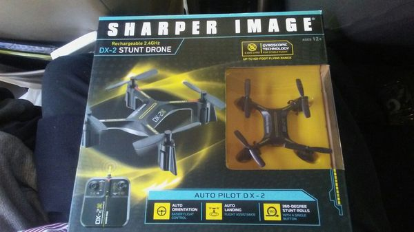 Sharper Image Dx 2 Stunt Drone For Sale In San Jose Ca Offerup