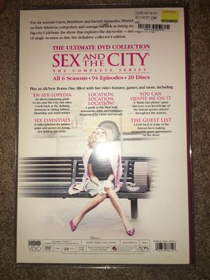 Sex and City DVD collection !! Brand New! for Sale in Philadelphia, PA