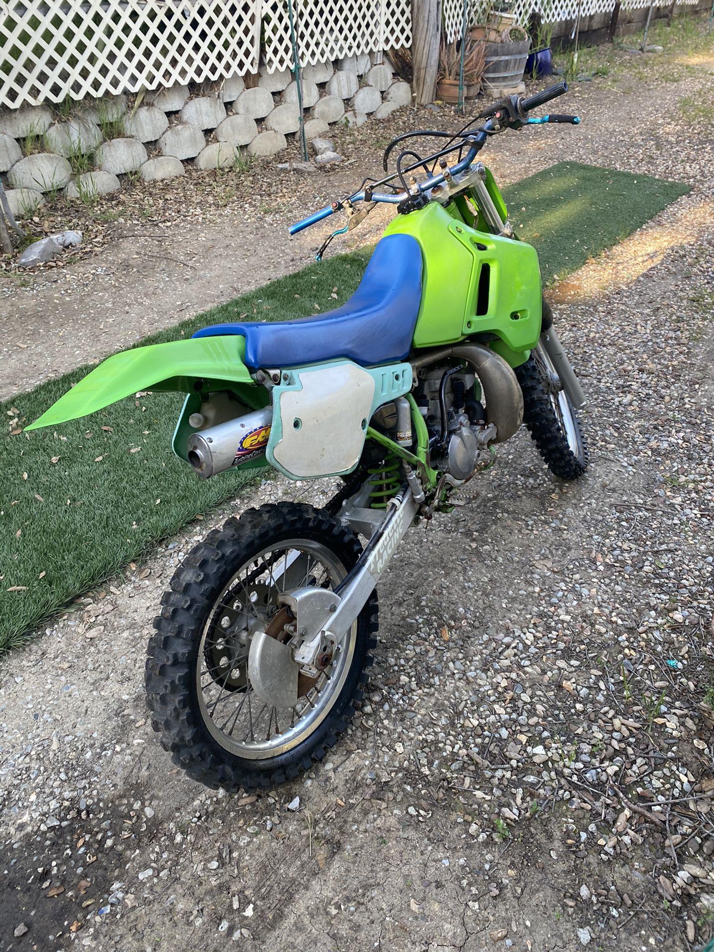 1989 Kawasaki  KDX200