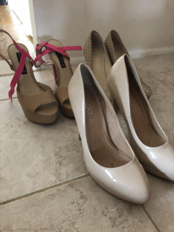 8eaed84ec59 Steve Madden Calvin Klein Aldo shoes for Sale in Cranford
