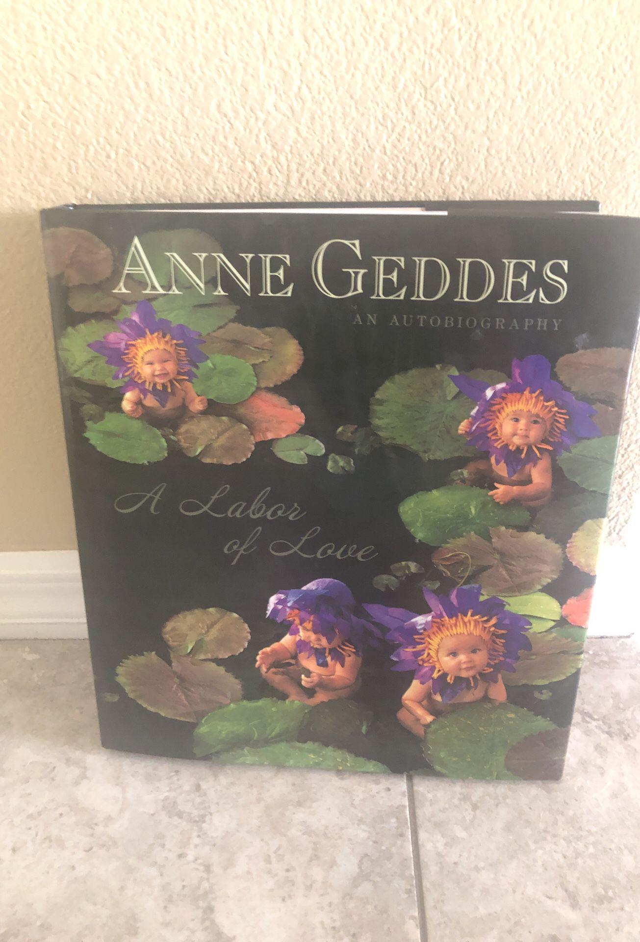 Anne Geddes book