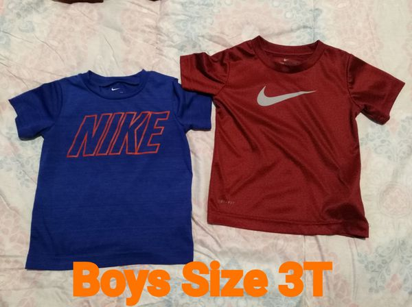 Toddler Boys 3T Nike Shirts for Sale in San Antonio 5228c9334