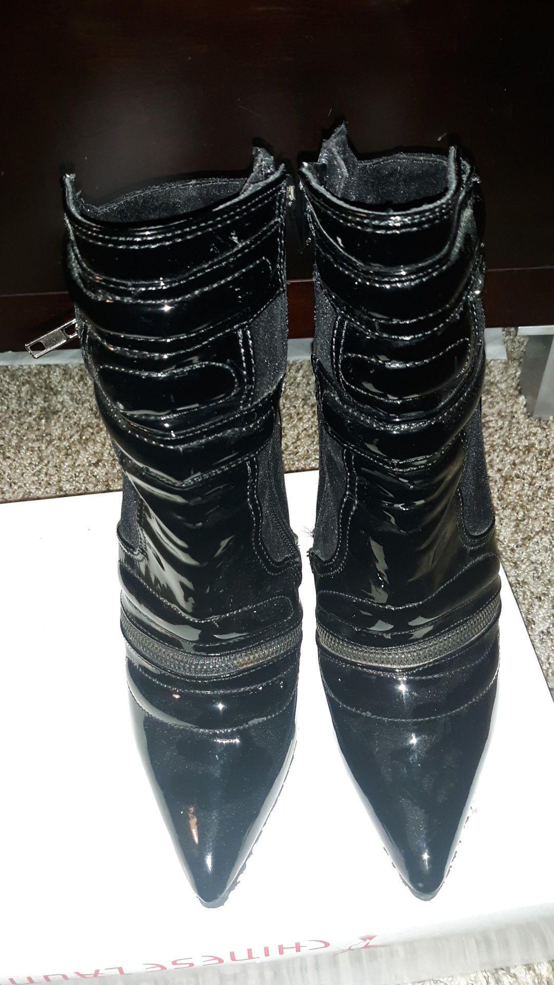 Cool booties