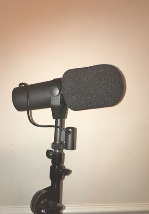 Microphone- Shure SM7B for Sale in Austin, TX