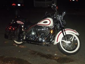1997 HD Heritage Springer Softtail Classic for Sale in Gaithersburg, MD