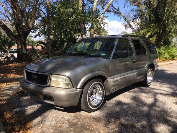 99 Jimmy Blazer Gmc Chevy S 10 Sonoma