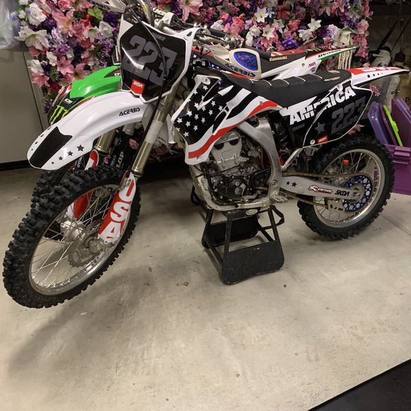 Buy 2008 YZ450f Yamaha on 2040-motos