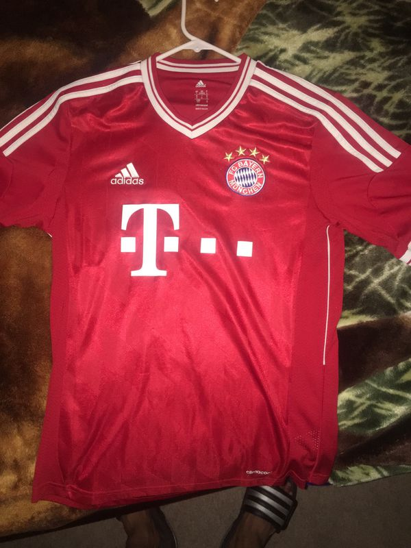 more photos 8bb30 33ca3 Bayern Munich authentic home jersey for Sale in Auburn, WA - OfferUp