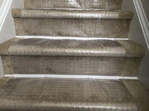 Stairs clear mat for Sale in Brambleton, VA