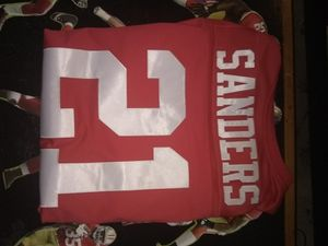 49ers Mitchell and Ness 1994 Deion Sanders Size XXL for Sale in Tacoma, WA