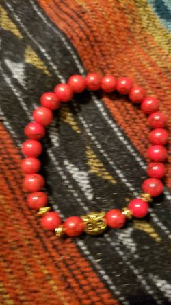 real stones unisex bracelet Thumbnail