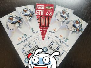 Mariners vs Astros!!! for Sale in Auburn, WA
