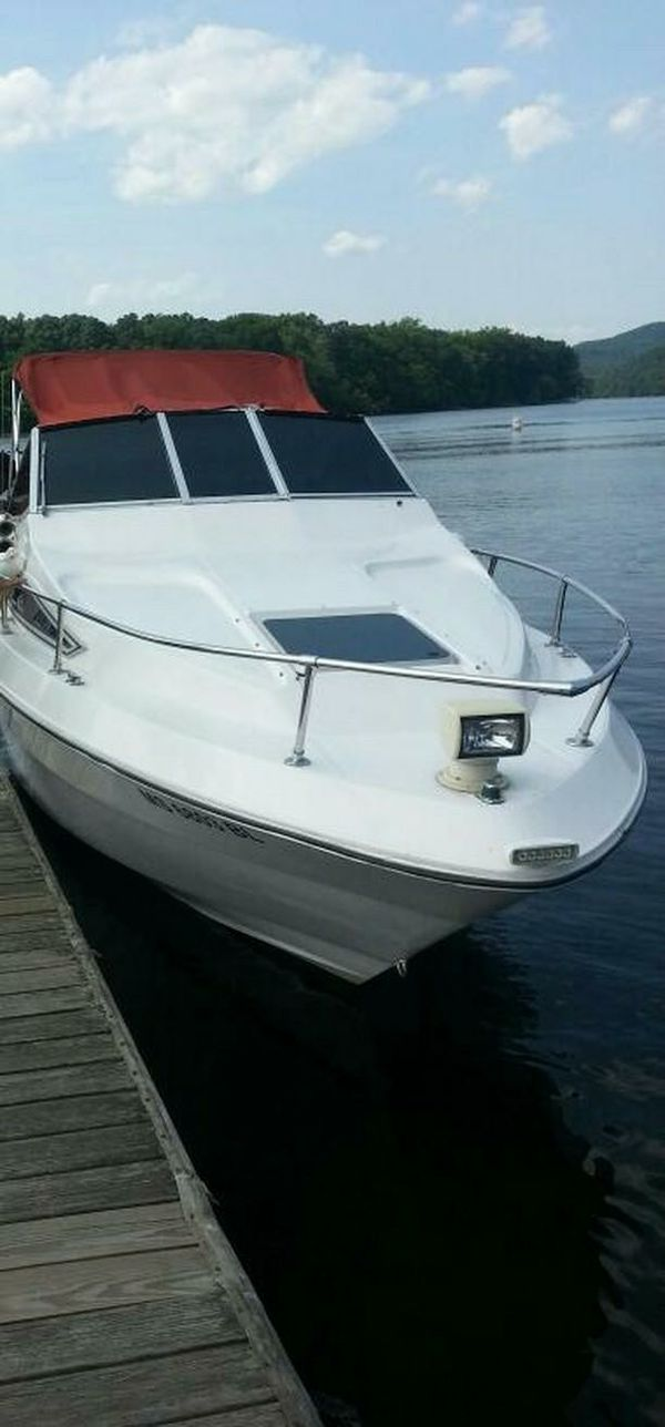 1988 sea ray come test it out great family boat