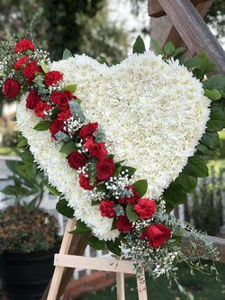 Funeral flower arrangements Thumbnail