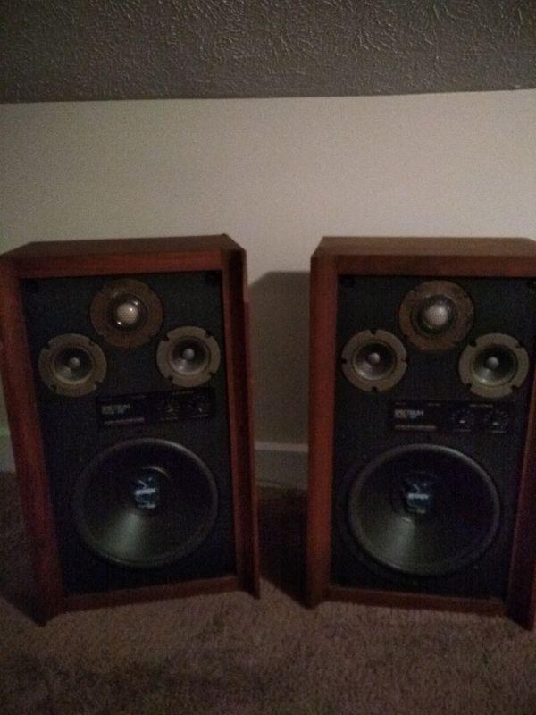 Vintage Jensen spectrum 540 speakers for Sale in Indianapolis, IN ...