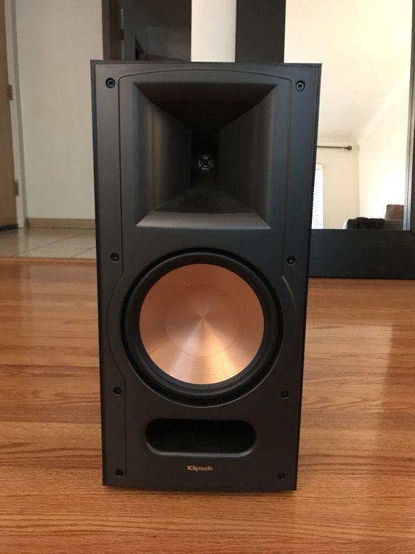 klipsch rb 81 ii reference speaker for sale in st louis. Black Bedroom Furniture Sets. Home Design Ideas
