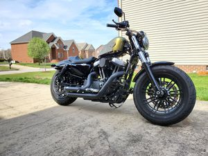 Photo Harley Davidson Forty Eight 48