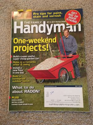 Family Handyman/DIY Books for Sale in Germantown, MD