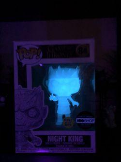 Game of thrones gitd night king hbo exclusive funko pop Thumbnail