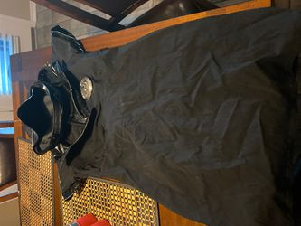 Adults medium size police Halloween costume Thumbnail