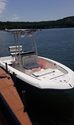 Photo Yamaha Center Console Fishing Boat