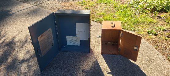 2 Utility Boxes Thumbnail
