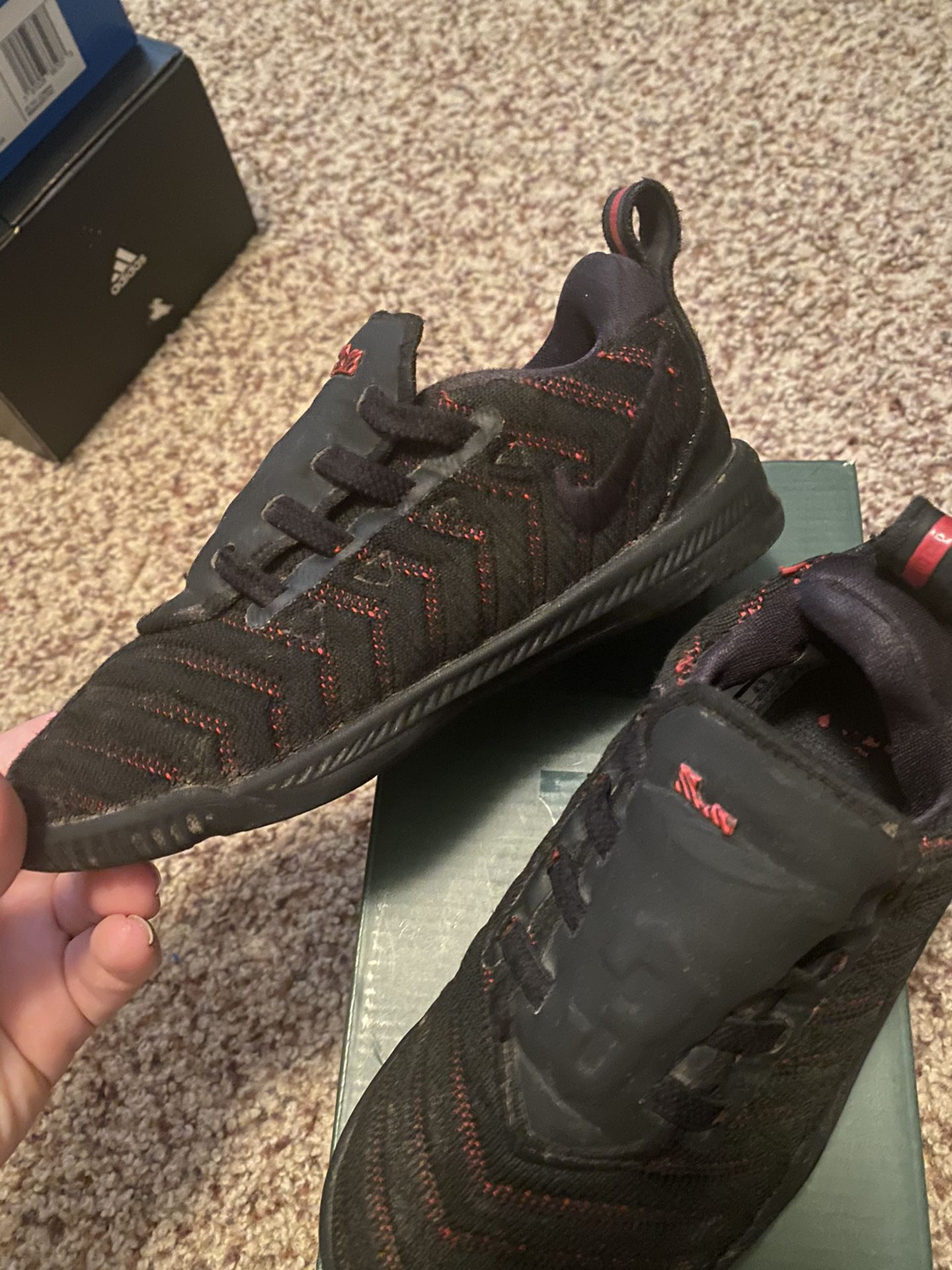 Toddler Nike Lebron