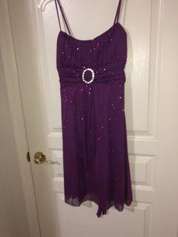 PURPLE DRESS Thumbnail