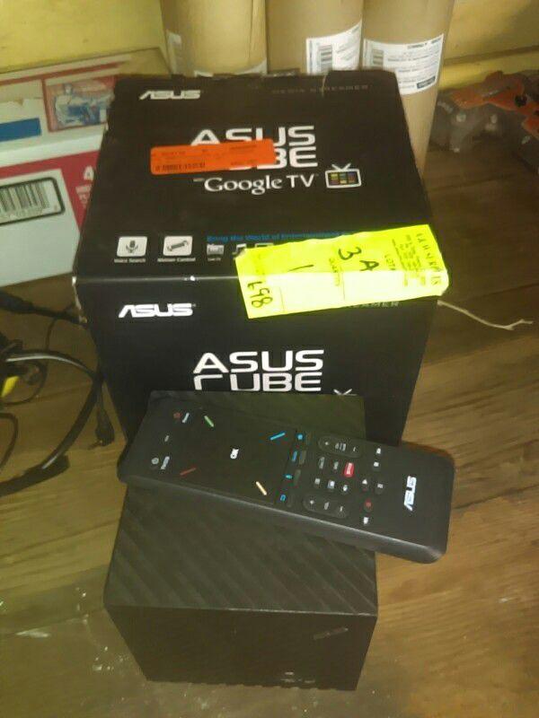 ASUS CUBE GLOGLE TV