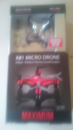 X01 MICRO DRONE BY PROPEL for Sale in Dunbar, WV