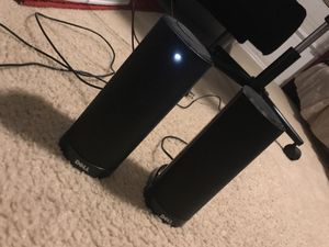 DELL SPEAKERS for Sale in Kissimmee, FL