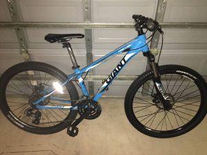 Photo Giant Revel mountain bike